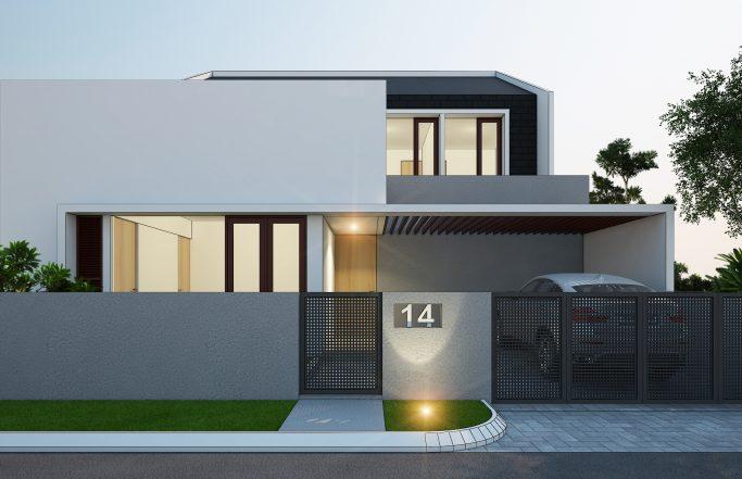 A14 HOUSE